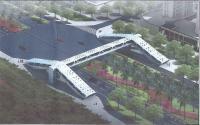 迎宾北路或将新增一座景观天桥 珠海人行过街设施建设不断推进