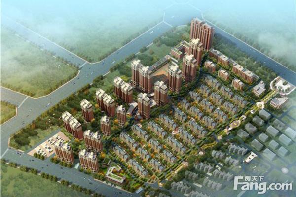 天伦庄园地处郑州市惠济区开元路与天河路交汇处